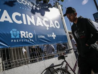 vacuna favelas