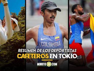 Ademas de Zambrano otros colombianos representaron al pais en esta jornada