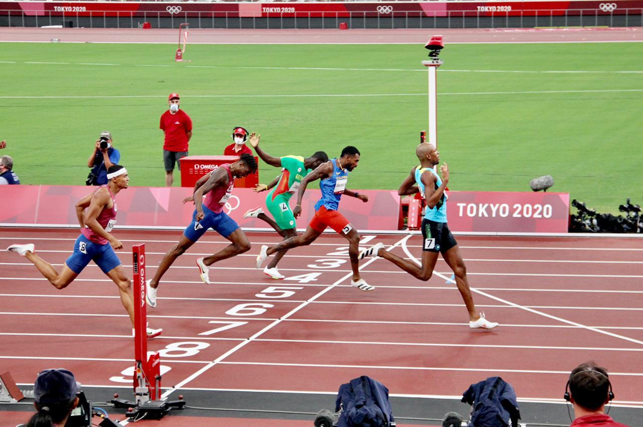 Anthony Zambrano en Juegos Olimpicos 1