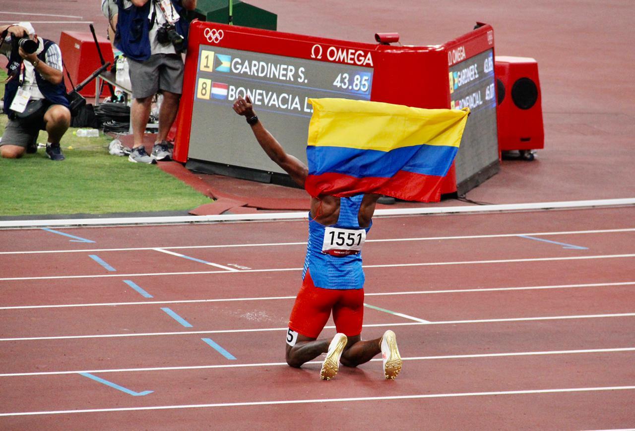 Anthony Zambrano en Juegos Olimpicos 3