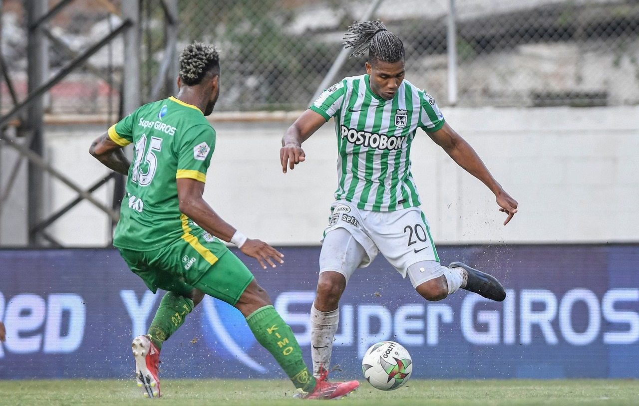 Atletico Nacional vs Deportes Quindio Liga 3