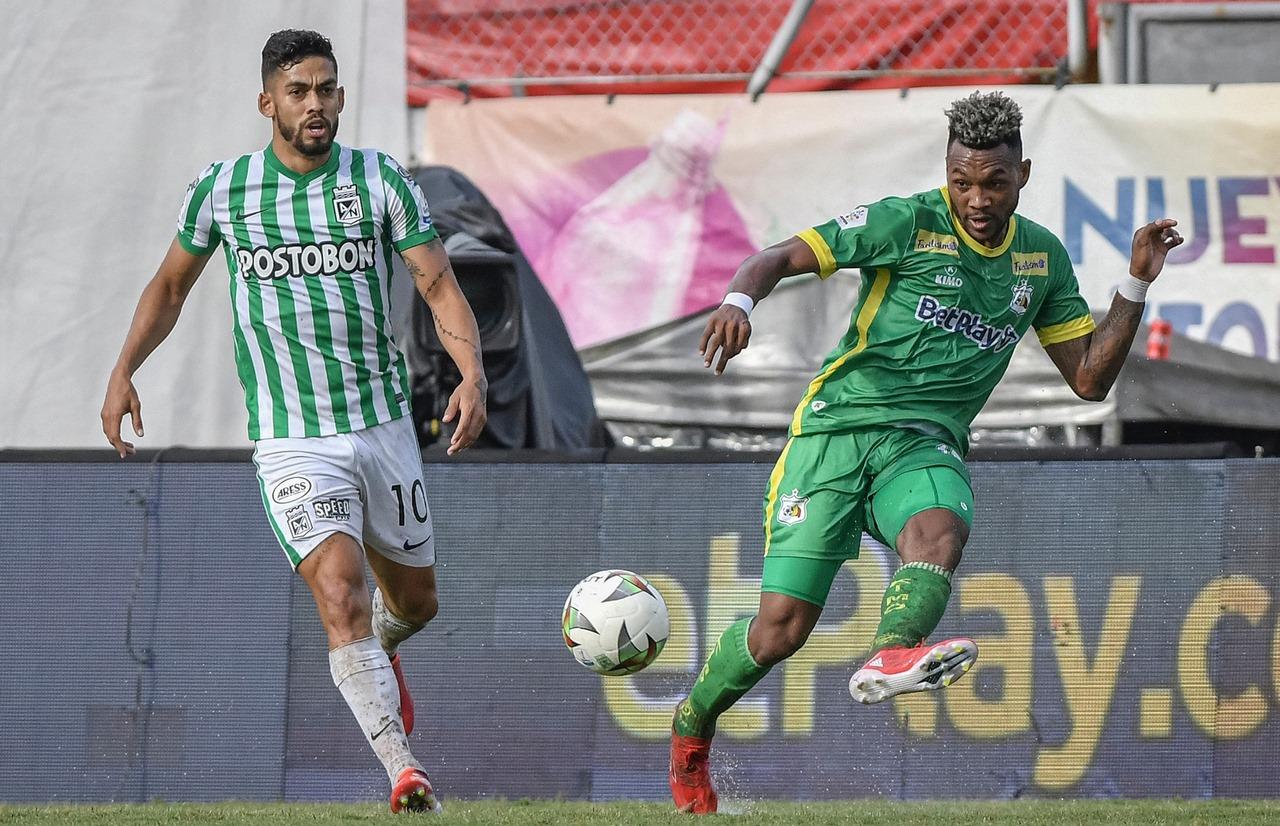 Atletico Nacional vs Deportes Quindio Liga 4