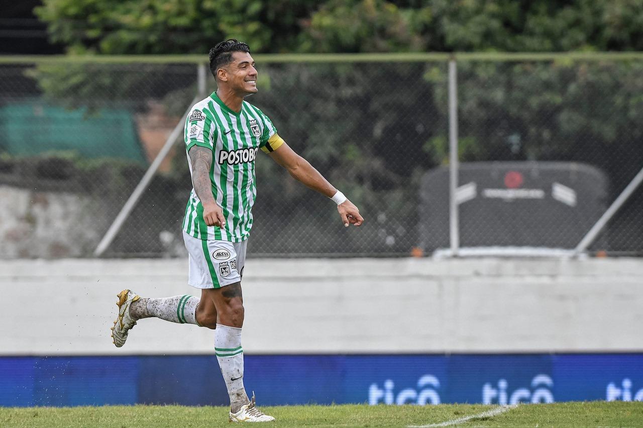 Atletico Nacional vs Deportes Quindio Liga 5