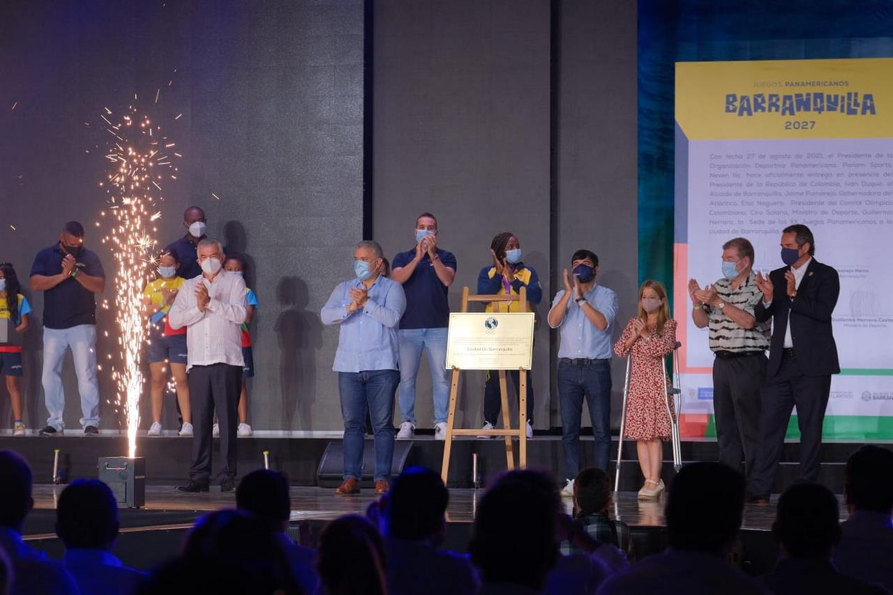 Barranquilla sede de los Juegos Panamericanos del 2027 1