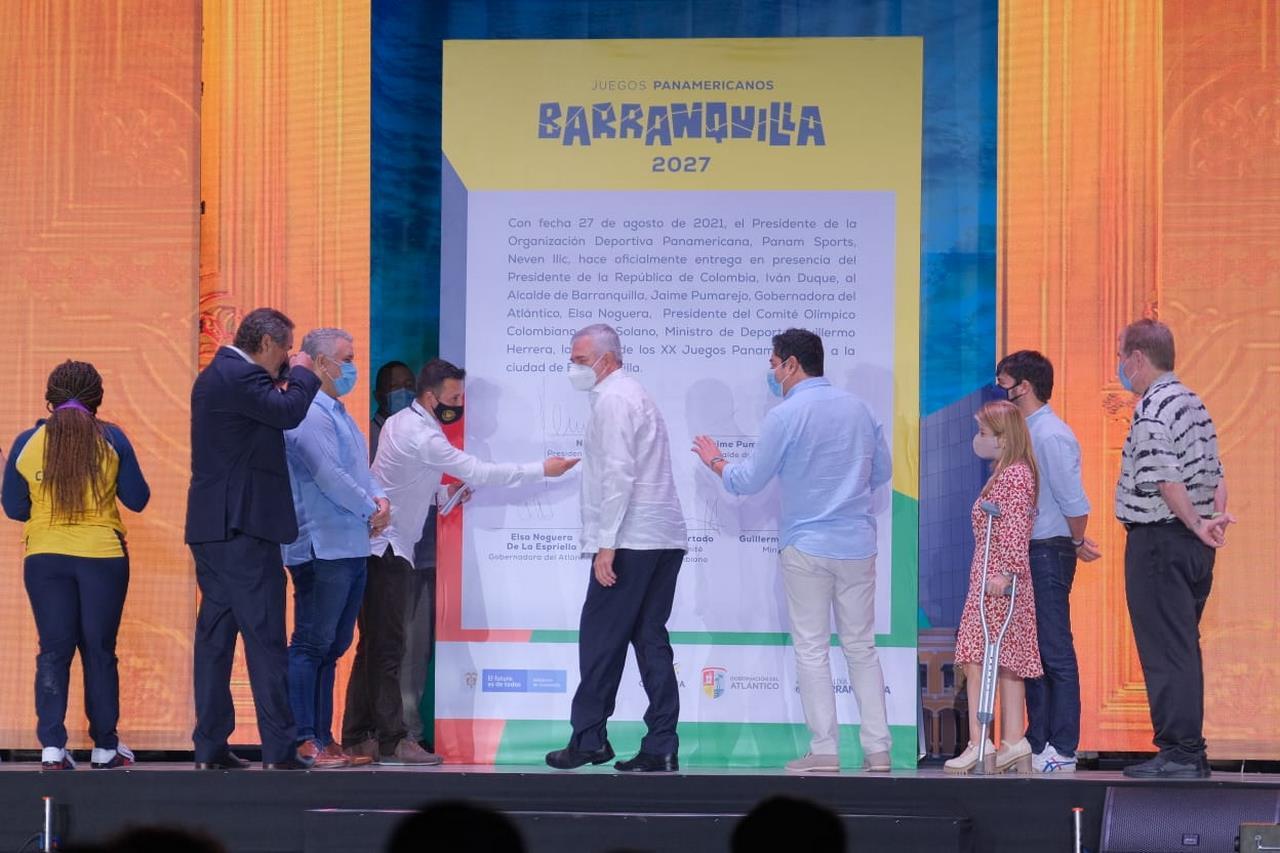 Barranquilla sede de los Juegos Panamericanos del 2027 4