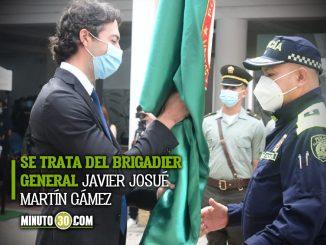 Este es el nuevo comandante de la Policía Metropolitana del Valle de Aburrá