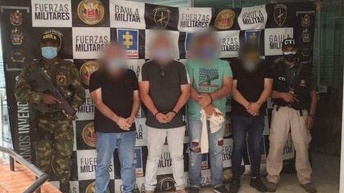 ¡Cayeron 'Los Bróker'! Señalados de lavado de activos en Colombia
