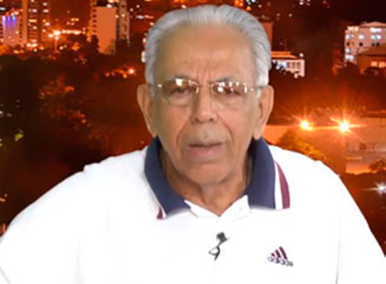 Campeon Pedro Grajales hoy 81 anos