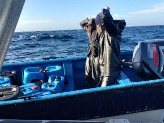 ¡Se les cayó la merca! Armada incauta casi 500 kilos de cocaína y 9.4 kilos de marihuana en altamar