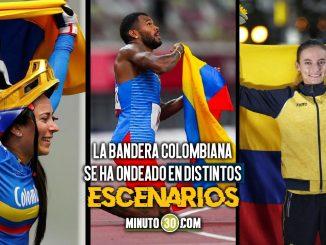 Colombia ajusto su quinta medalla en Juegos Olimpicos de Tokio