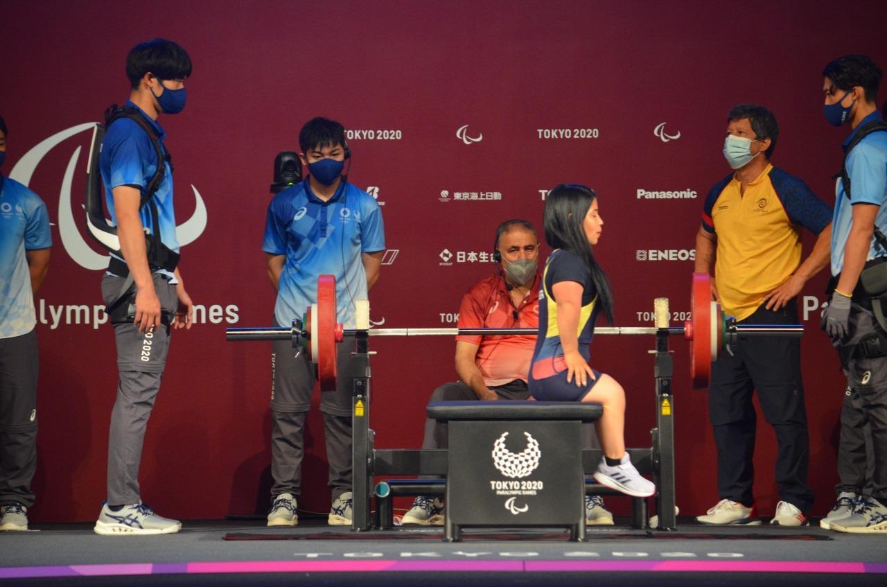 Colombia en Juegos Paralimpicos 1