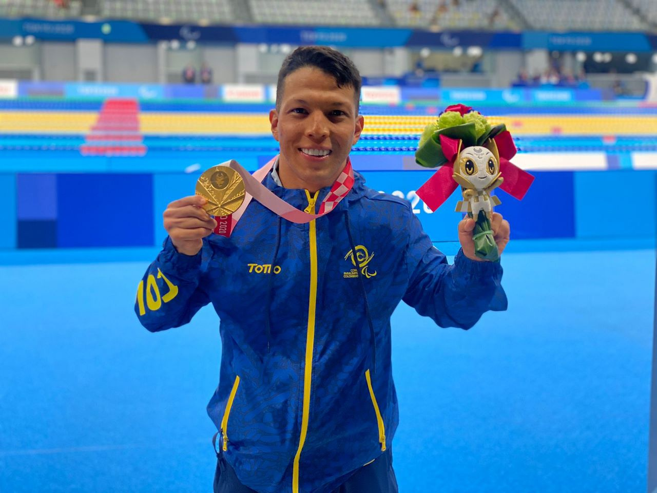 Colombia en Juegos Paralimpicos 3
