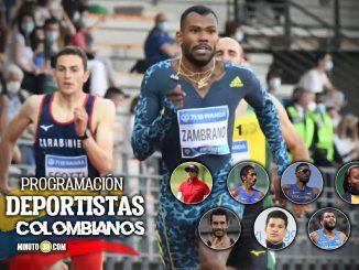 Colombia se ilusiona con medalla en nueva jornada de Juegos Olimpicos
