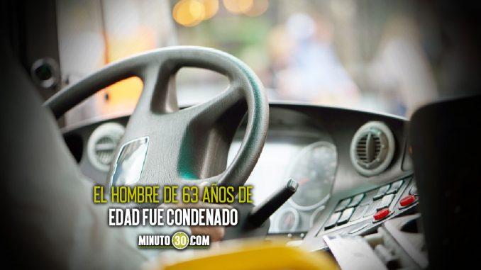 conductor escolar