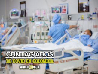 Colombia confirmó hoy más de 3 mil nuevos contagios de Covid