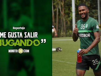 Cristian Castro una de las caras nuevas del Nacional 2021 II