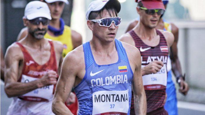 Le robaron a un deportista olímpico en Bogotá