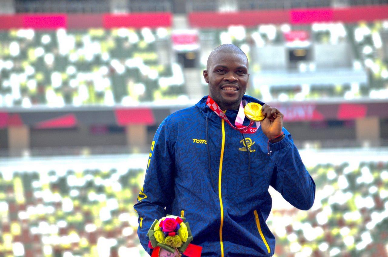 Deportistas de Colombia en Juegos Paralimpicos 1