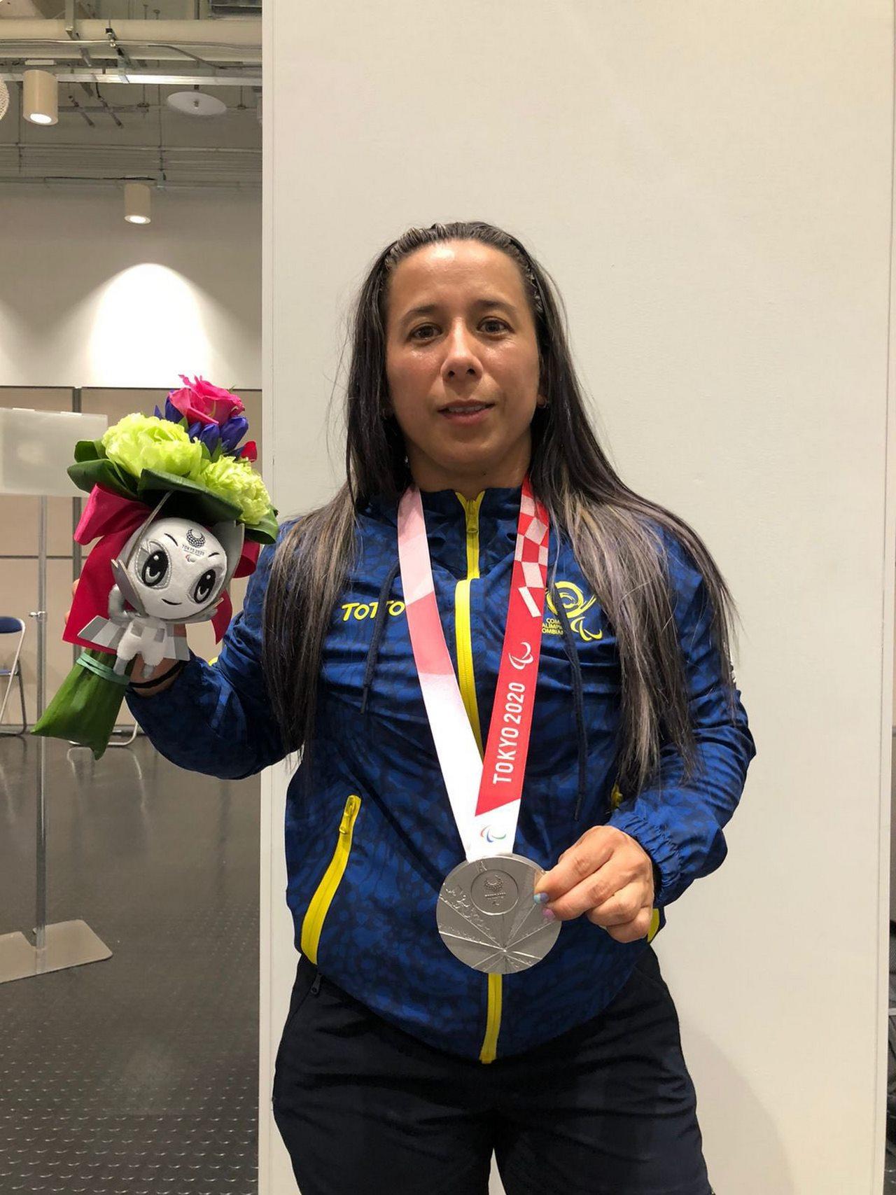 Deportistas de Colombia en Juegos Paralimpicos 3