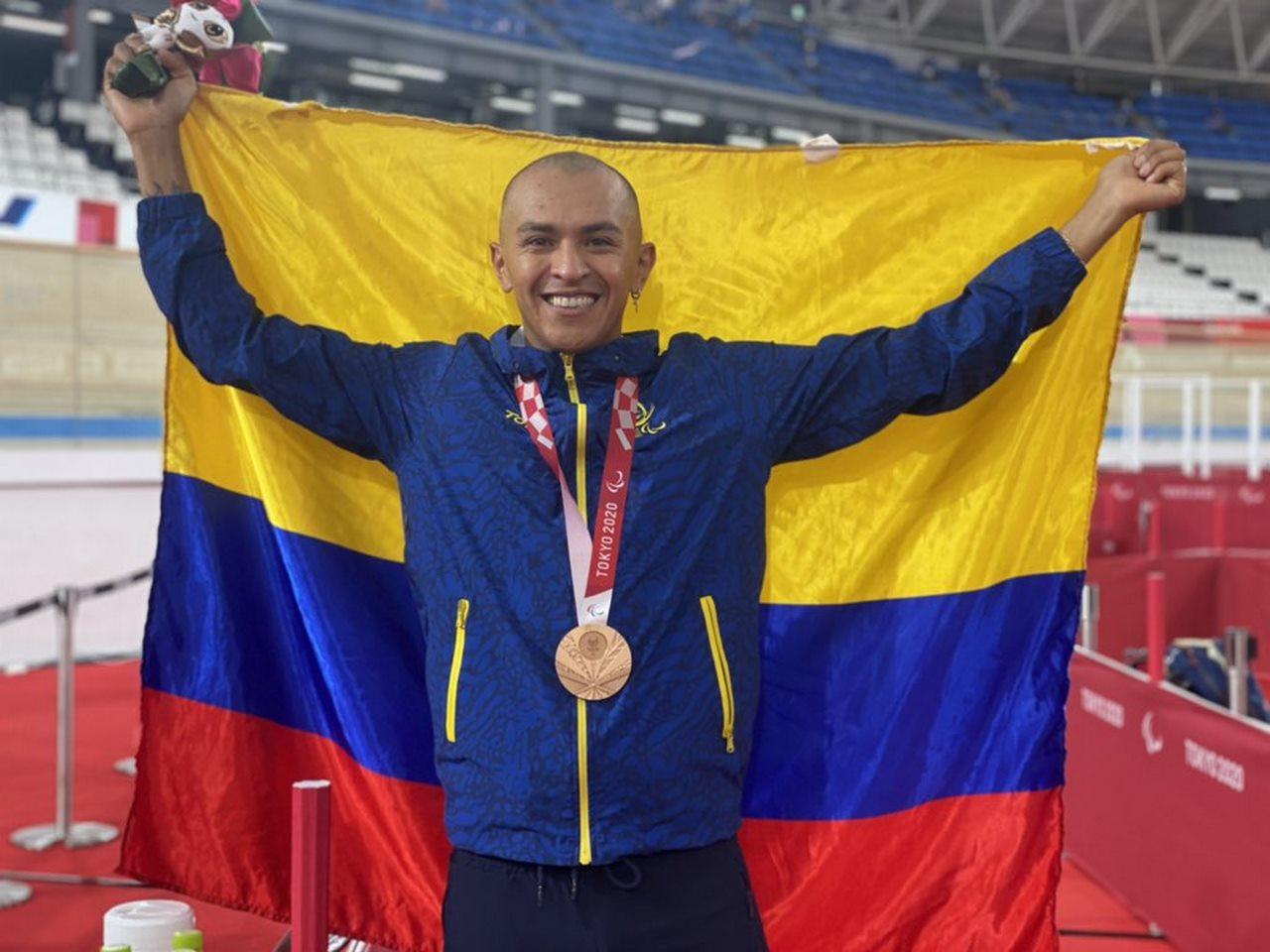 Deportistas de Colombia en Juegos Paralimpicos 4