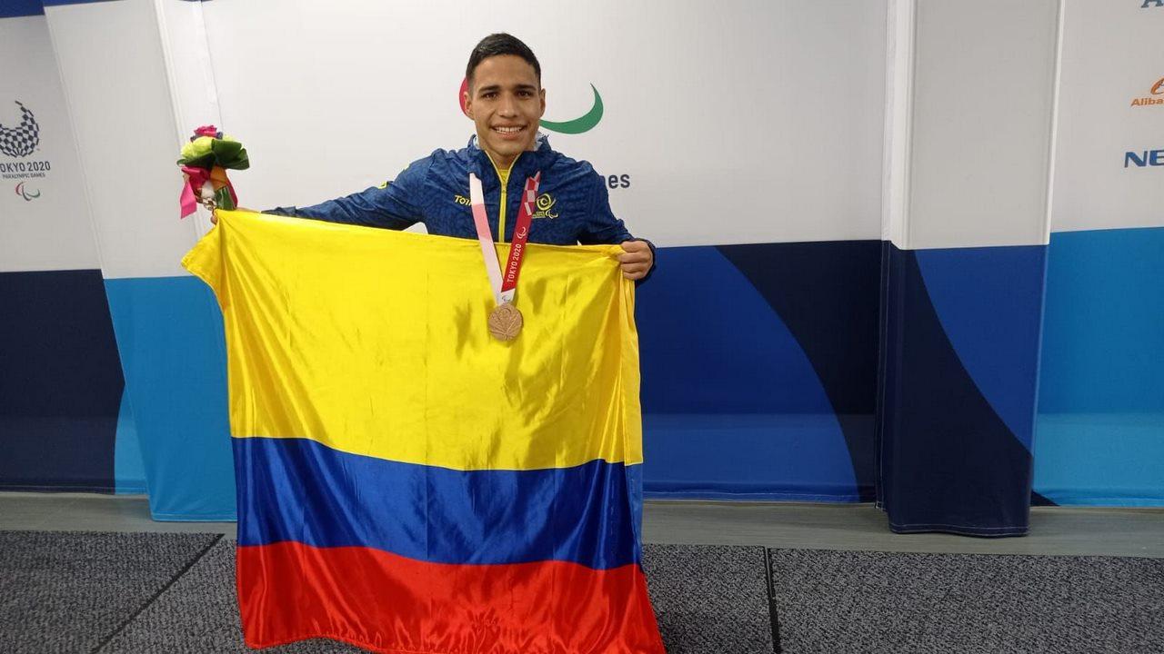 Deportistas de Colombia en Juegos Paralimpicos 5