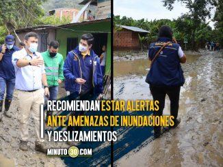 ¡Prepárese! El Dagran advierte de fuertes lluvias en Antioquia entre este 23 y 26 de agosto