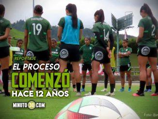 En Atletico Nacional femenino esperan que el proceso de frutos en esta Liga