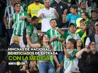 Estadio Atanasio Girardot tendra un mayor aforo en los partidos