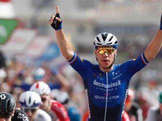 Fabio Jakobsen ajusto segundo triunfo en la Vuelta a Espana