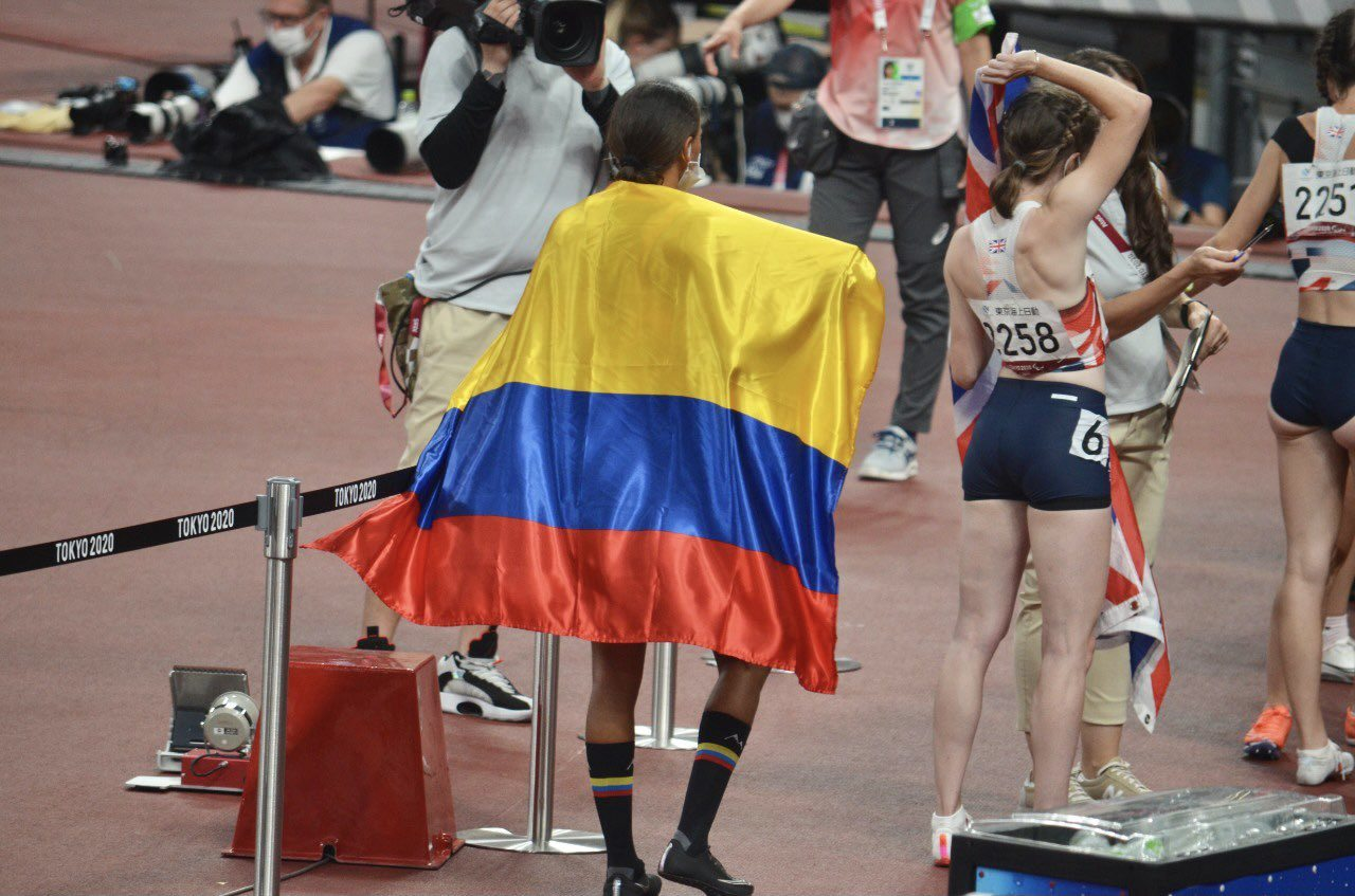 Faisury Jimenez atletismo 2