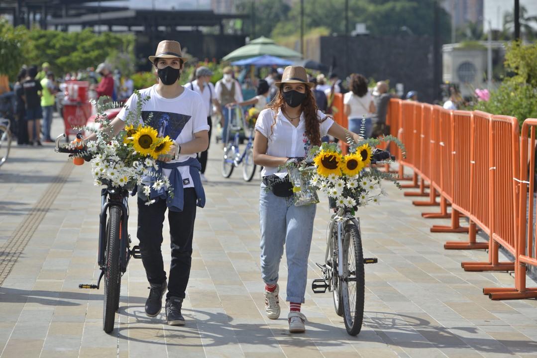 Feria a ritmo de bicicleta 2