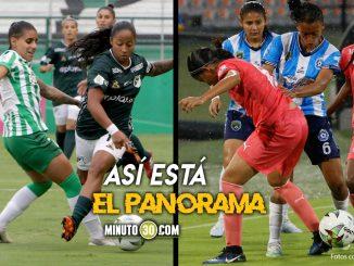 Grupo B de la Liga Femenina se definira en la ultima fecha