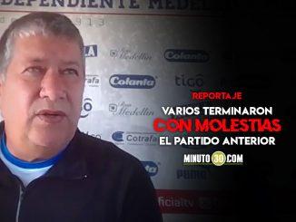 Hernan Dario Gomez descarta a uno de los estelares para partido ante La Equidad