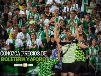 Hinchas de Nacional podran asistir al partido ante Patriotas por Copa
