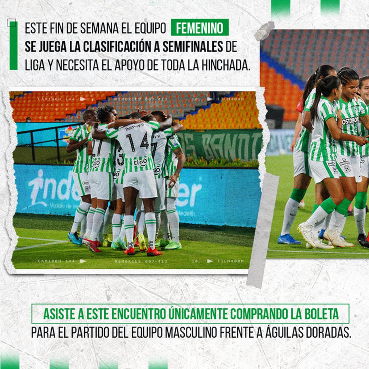 Hinchas de Nacional podran asistir al partido de la fecha 7 de la Liga ante Aguilas 1