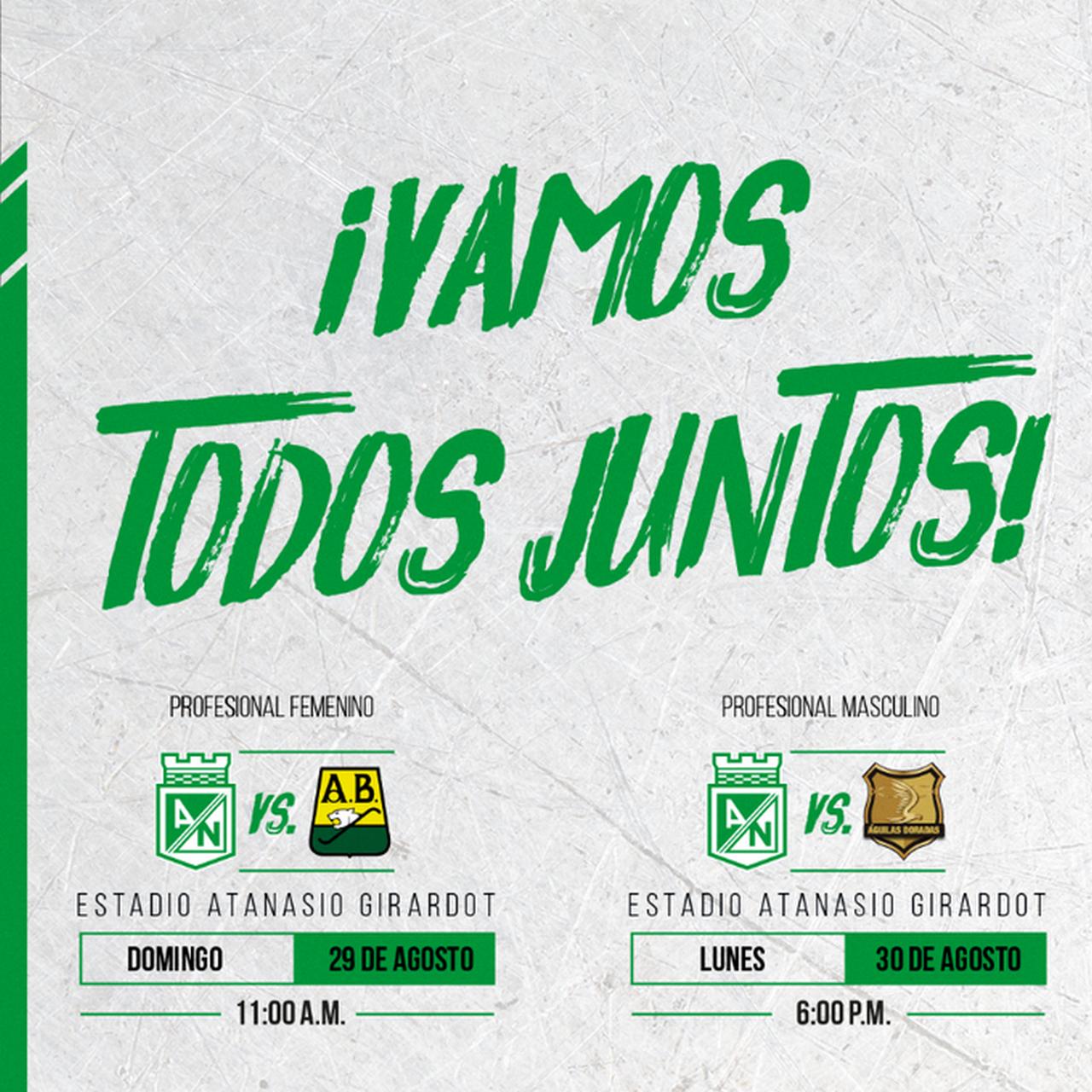 Hinchas de Nacional podran asistir al partido de la fecha 7 de la Liga ante Aguilas 5