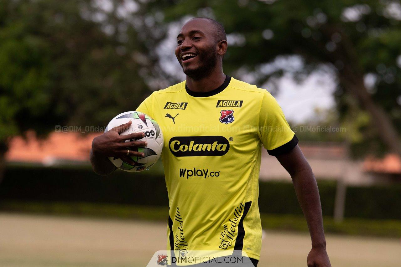 Independiente Medellin entreno en Cali 1