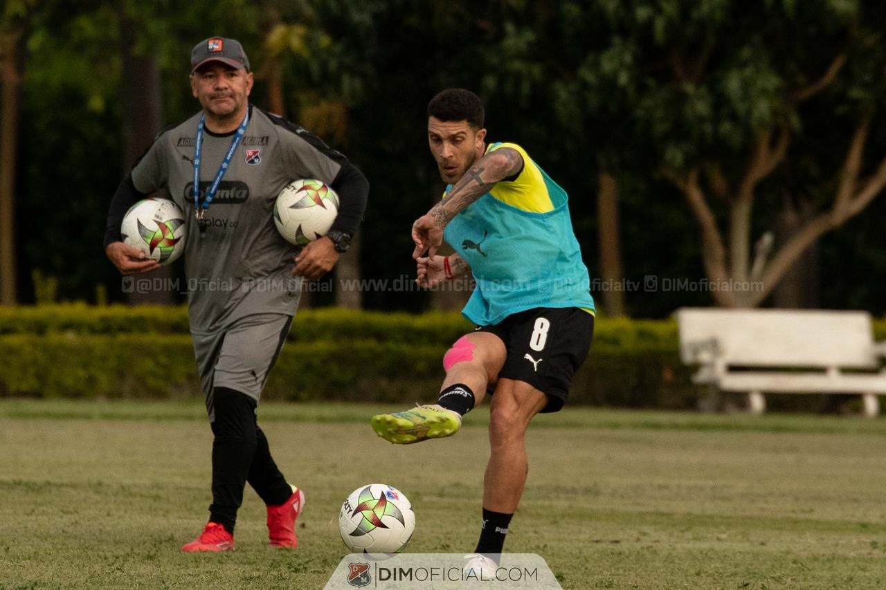 Independiente Medellin entreno en Cali 2
