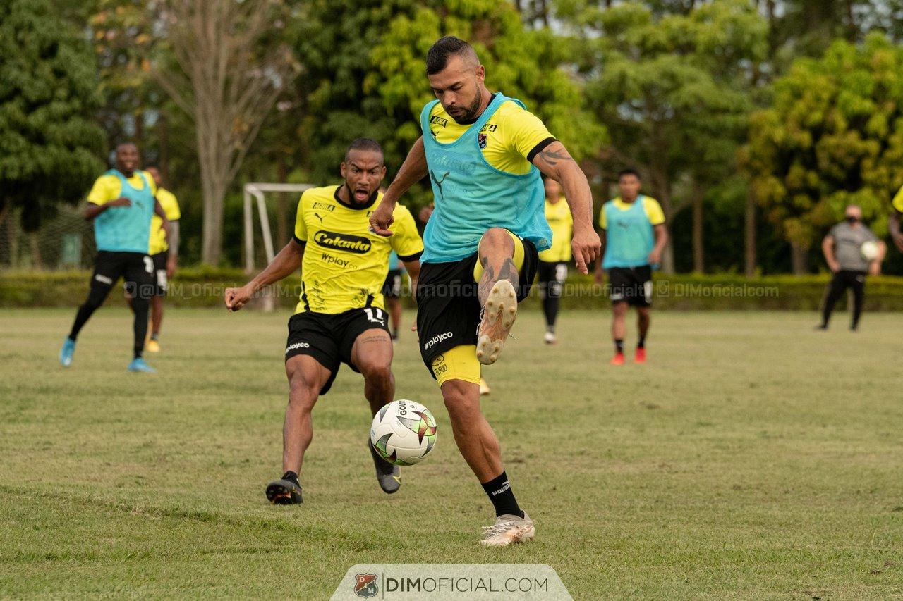 Independiente Medellin entreno en Cali 4