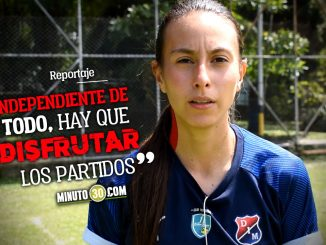 Independiente Medellin femenino a ganar o ganar ante Real Santander