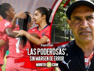 Independiente Medellin femenino no se da por vencido en su intencion de avanzar