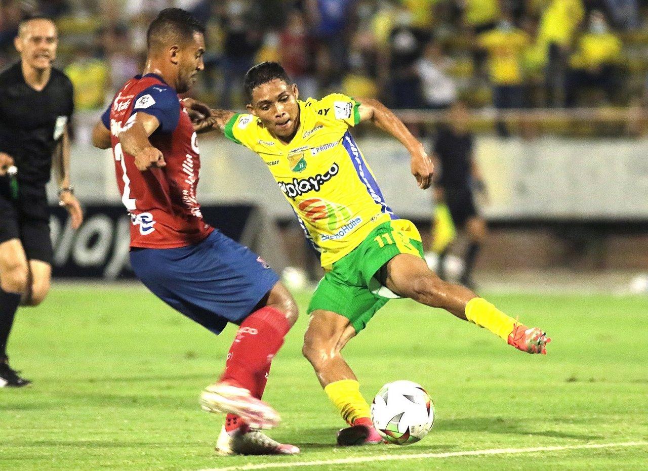 Independiente Medellin vs Huila 1