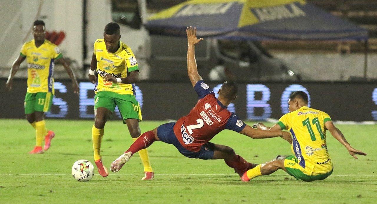 Independiente Medellin vs Huila 2