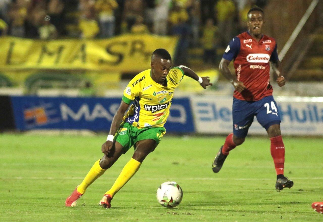 Independiente Medellin vs Huila 3