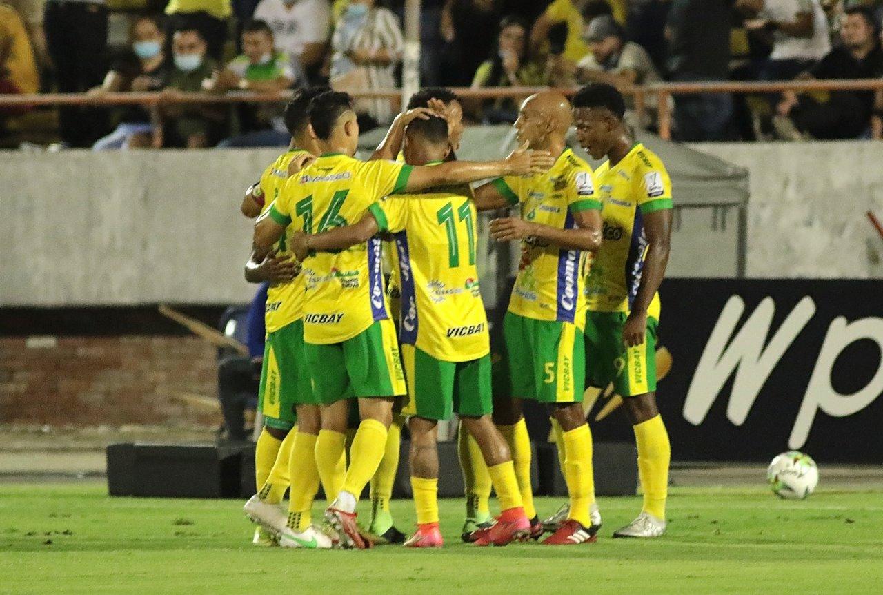 Independiente Medellin vs Huila 4