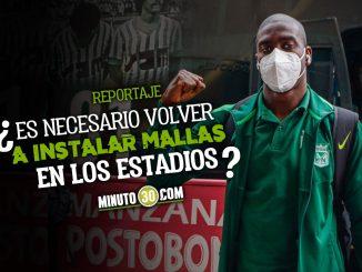 Jeison Perea invita a aprovechar el regreso del futbol y a vivirlo en paz
