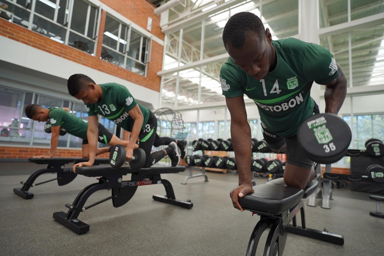 Jugadores Atletico Nacional 3
