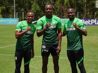 Jugadores Atletico Nacional