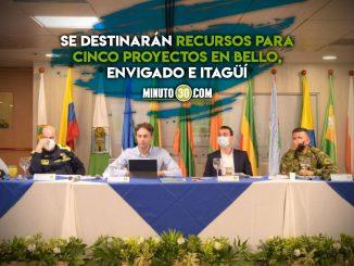 Junta Metropolitana aprueba recursos para obras