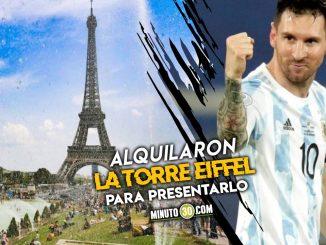 Lionel Messi llegaria al PSG todo listo para su presentacion
